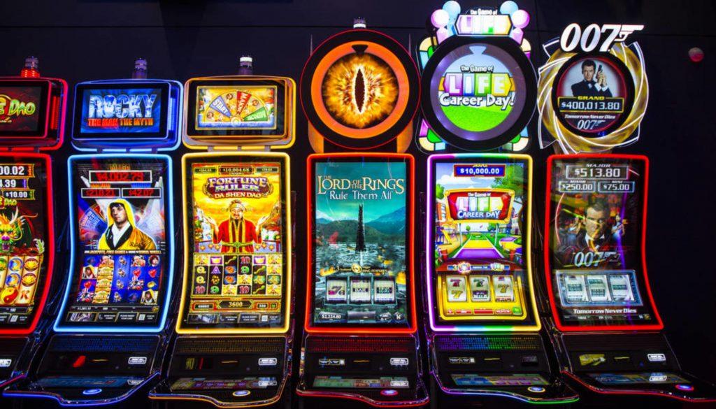 free slot games online 888